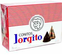 Load image into Gallery viewer, Conitos Jorgito de dulce de leche caja x 12