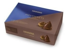 Havanna Havannets Conitos con Dulce de Leche Milk Chocolate Cones with Dulce de Leche (Box of 12)