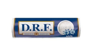 DRF Pastillas Anise - Anise Flavor Candies (Pack of 4)