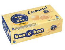 Load image into Gallery viewer, Bombones Bon O Bon chocolate blanco 270 g.