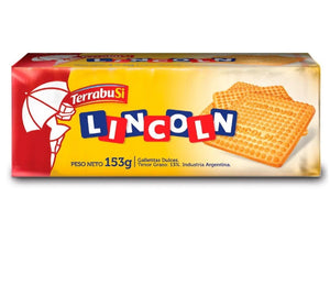 Lincoln Galletitas tradicional / 153g