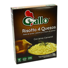 Load image into Gallery viewer, Gallo Risotto 4 Queso / 240g - special deal