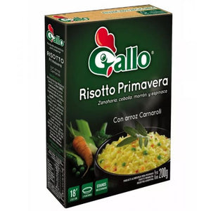 Risotto Primavera - Gallo - 240g