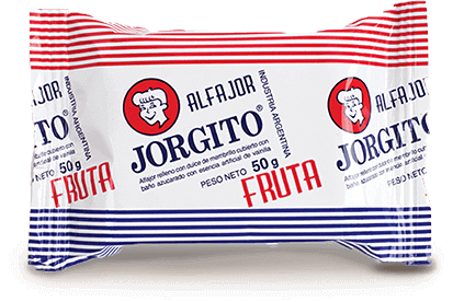 Jorgito Alfajor de Fruta Quince Jam (Pack of 6)