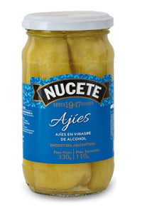 Nucete Chili Pepper Ajies / 330g