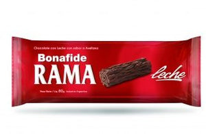 Bonafide Rama Milk Chocolate Handcrafted Branched Milk Chocolate 80 g