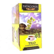 Patagonia Finest Tea Te Tilo Linden Tea / 40g (20 Packets)
