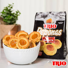 Trio Peponas Batata Sweet Potato Jam Cookies / 180g