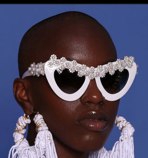 My Cousin Pearl- Couture Eyewear