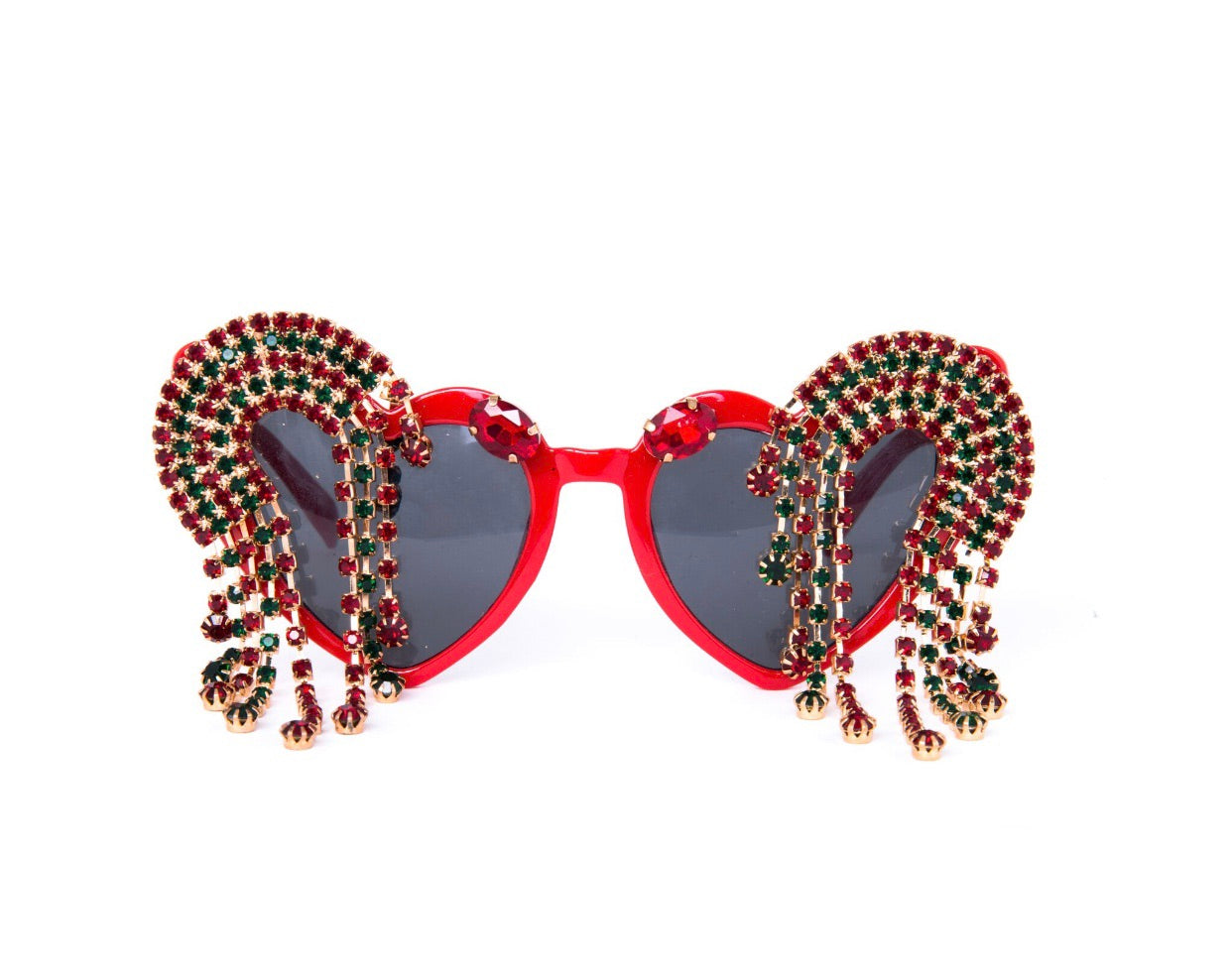 Crystals Heart- Couture eyewear