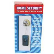 personal alarm, door alarm, self protection, motion detector