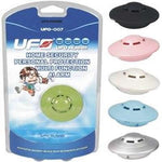 UFO Personal Alarm, door alarm, home security, home invasion