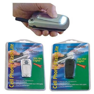 cell phone flash light, flashlight, self protection