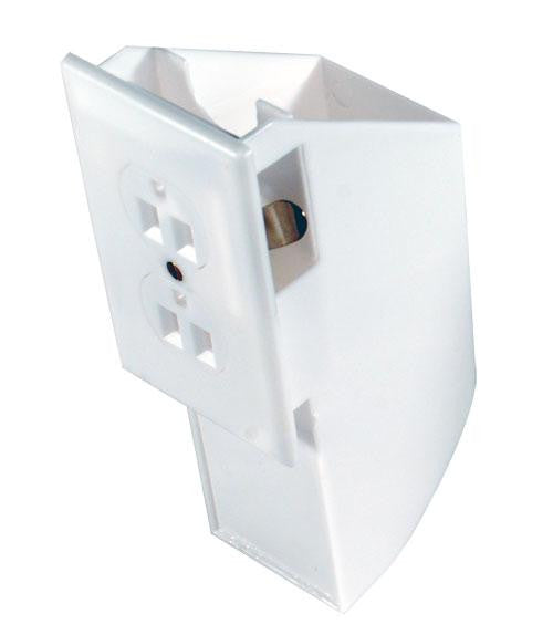 wall socket diversion safe, home security, home invasion