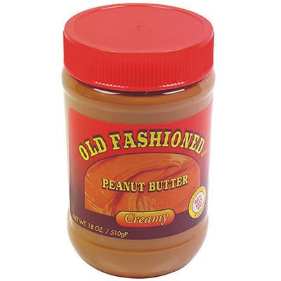 peanut butter diversion safe, home security, home invasion