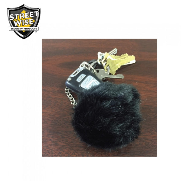 fur ball alarm, self protection, loud alarm