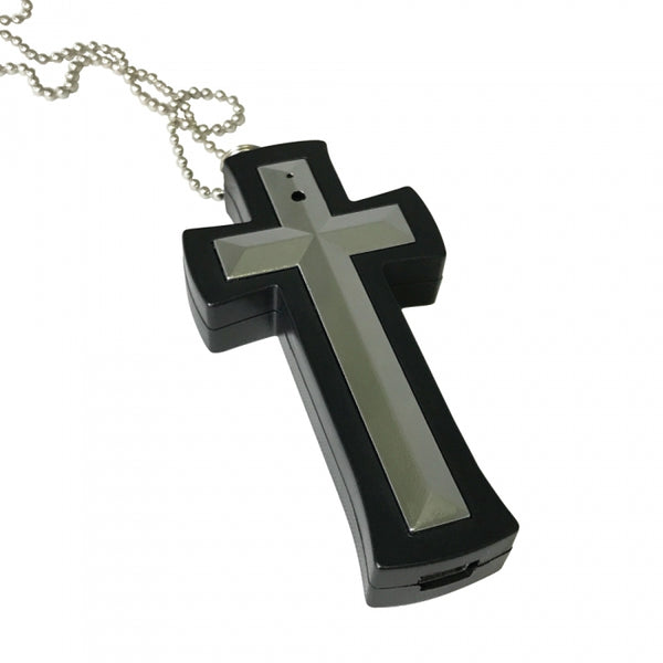 Spy Cross DVR Necklace 8gb