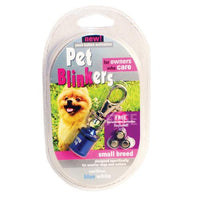 pet safety light, pet blinkie