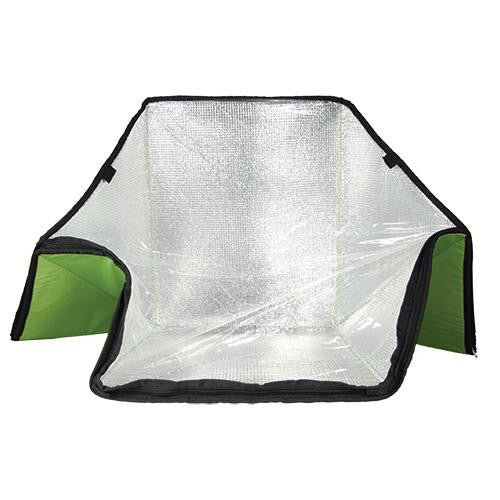 solar oven bag, camping, survival gear
