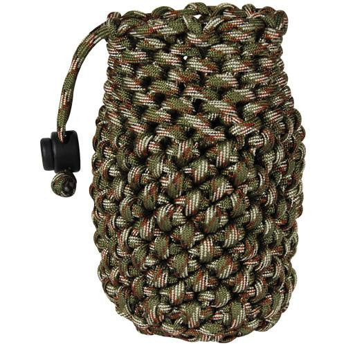 paracord bag, keep drinks cold