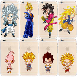 CCG Premium - Free New Dragon Ball Z iPhone Cases