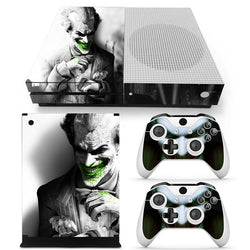 Premium Console Skin - Joker for the Xbox One S