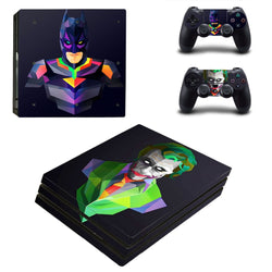 The Dark Knight PS4 Pro Skin For Sony Playstation 4 Pro