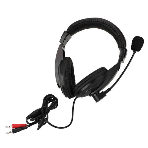 1.6M Wired 3.5mm Gaming Stereo Headphone Bass Game Headset With Mic For PC Computer Headset Gamer MP3 Player Casque Portable New
