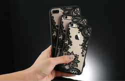 CCG Premium - Free Floral Phone Case For Multiple iPhone Models