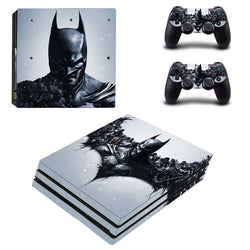 Multiple Designs Of Batman for the Playstation 4 Pro, PS4 Pro