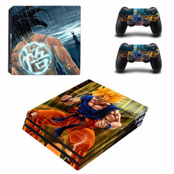PS4 Pro Skin For Sony Playstation 4 PRO- Dragon Ball Z