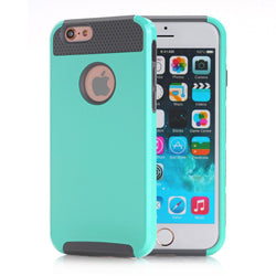 "iPhone 6/6S Plus 5.5"" Case Cover Rubber Hybrid Rugged Case"