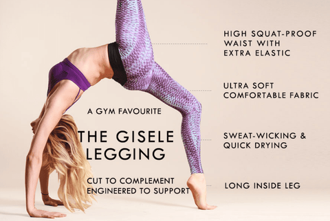 Gisele Leggings by Posto9