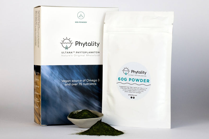 ULTANA Phytoplankton Powder for Smoothies