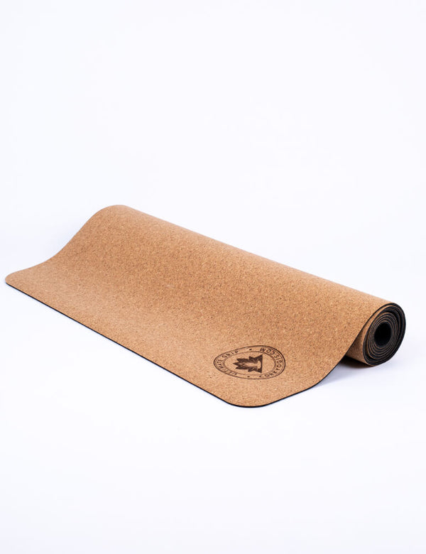 Classic Cork Yoga Mat - CorkYogis , Mat - Life By Equipe