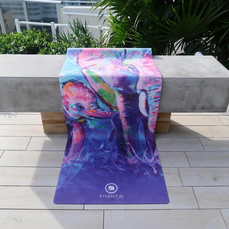 Phantai Royale Foldable Yoga Mat by Phantai Yoga