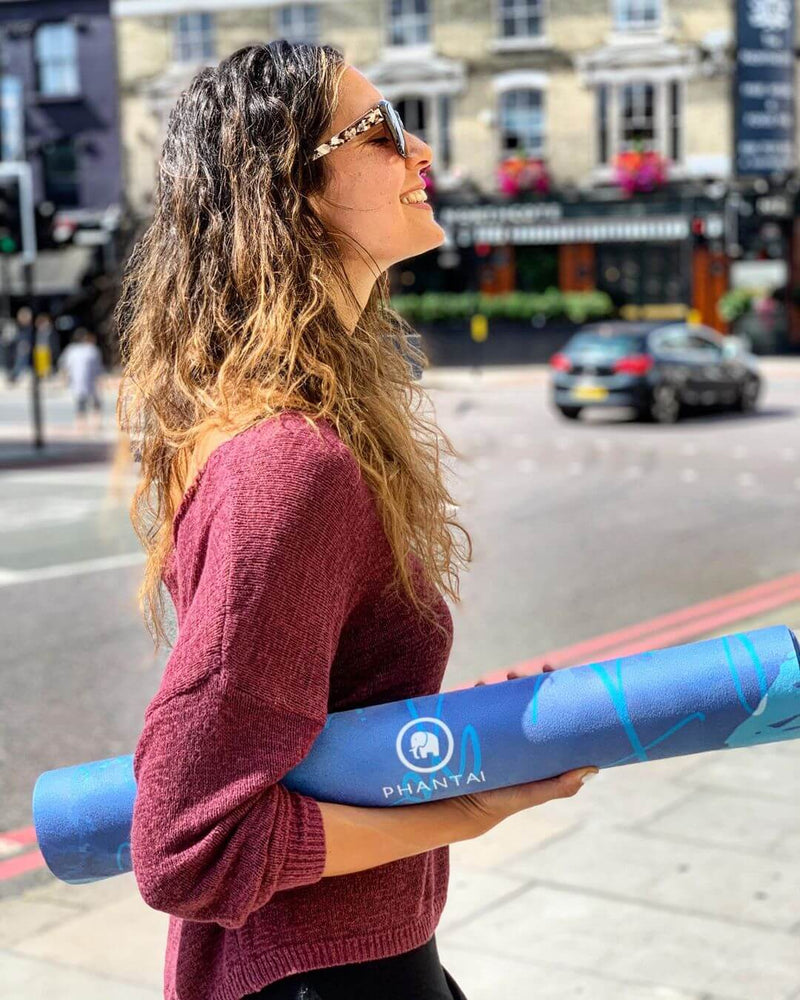Phantai Stardust Foldable Yoga Mat by Phantai Yoga