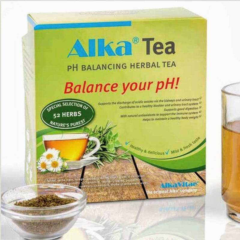 Alka® Tea - Nutritional 52 Herb Tea to Support Alkalising Your Body