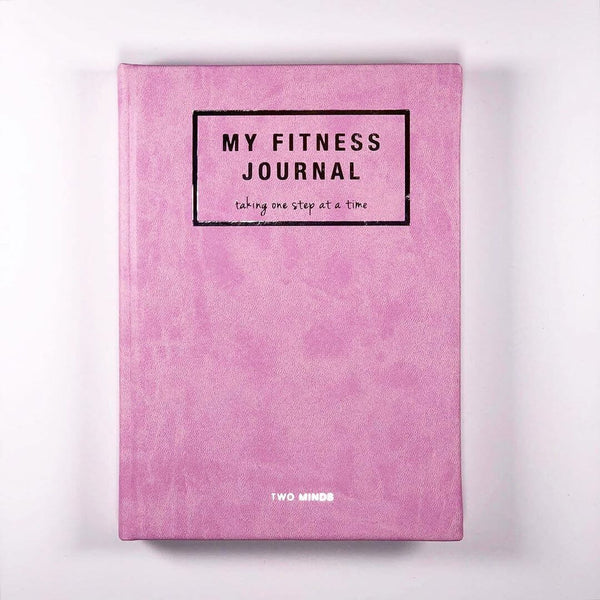 My Fitness Journal - Pink