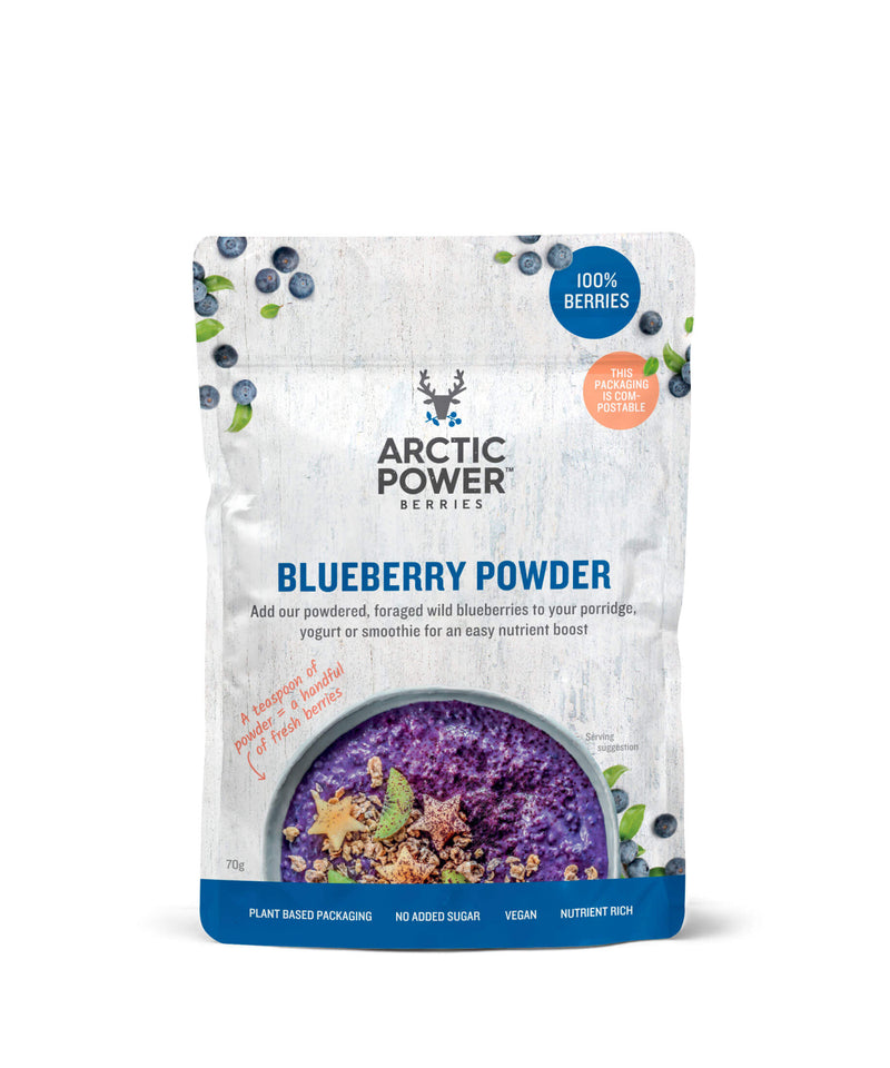 Pure Blueberry Powder 70g