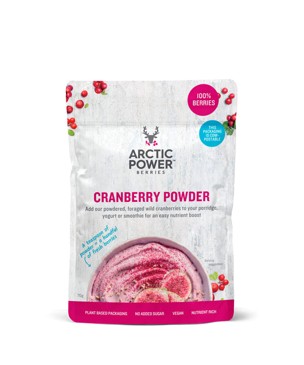 Pure Cranberry Powder 70g