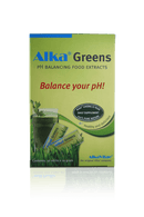 Alka® Greens - pH Balancing Complete Nutrient Supplement to Support Alkalising Your Body Daily