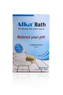 Alka® Bath - Bath Salts to Alkalise Your Body and Support Restoring of Minerals For Skin Care and Muscle Soothing