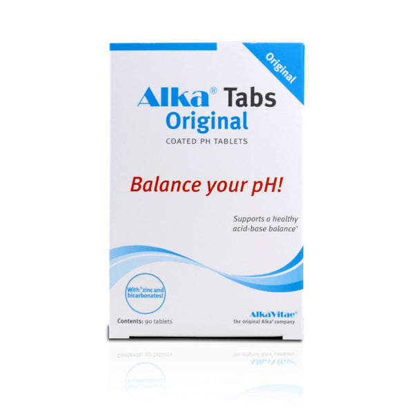 Alka® Tabs - Original Coated pH Tablet Supplements to Support Alkalising Your Body