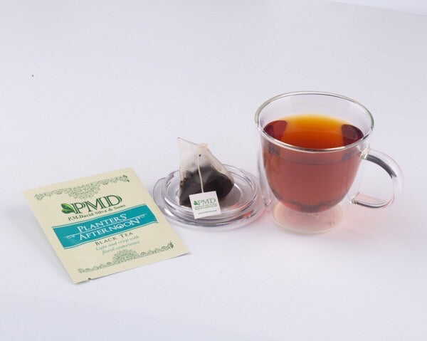 25 Planters' Afternoon Black Tea Bags by PMD Tea