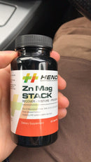 Zn Mag Stack Post Workout Mineral Replenishment