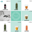 Fill Your Fridge - 14 Cleansing Cold-Pressed Juices, Waters and Chef-Prepared Soups by PRESS