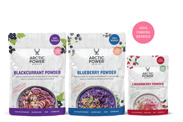 Immunity Booster Bundle - Pure Berry Powders