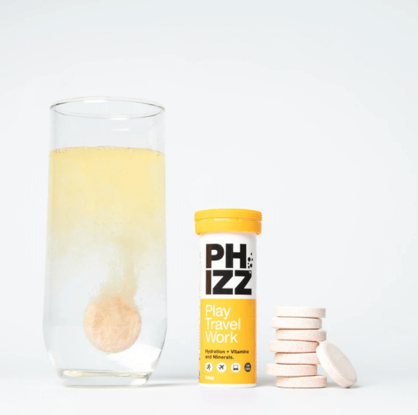 Phizz - Orange Multivitamin Hydration Tablets