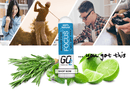 GO2 Focus 100% Natural Aromatherapy Inhaler
